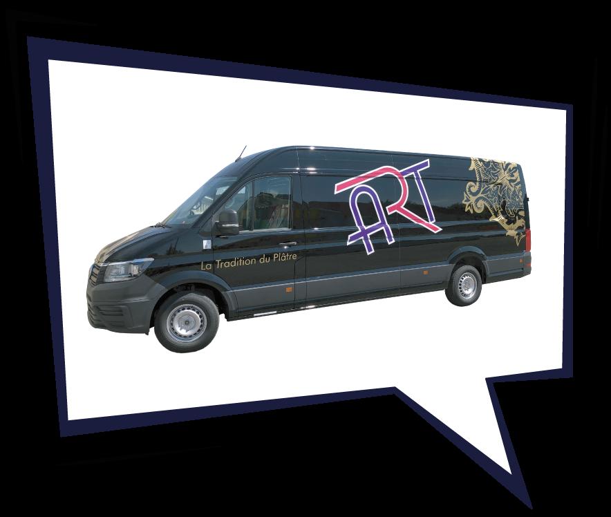 marquage véhicule personnalisation véhicule hello pub Dijon